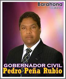 PEDRO PEÑA RUBIO