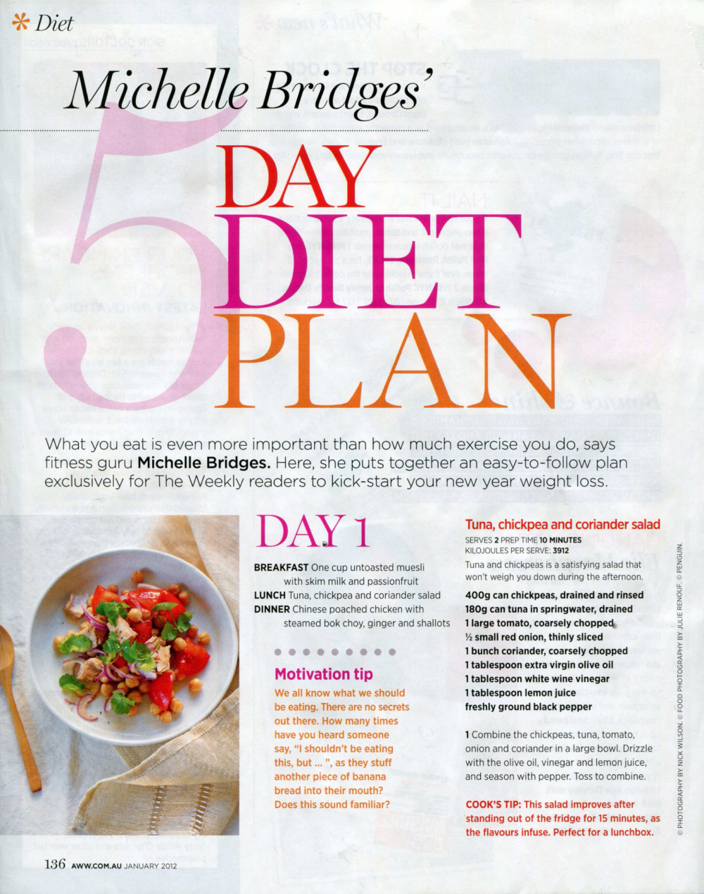 Free 5Day Diet Plans to Lose Weight  LIVESTRONGCOM