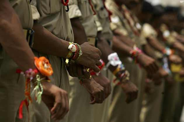 Raksha Bandhan shayari for Soldiers