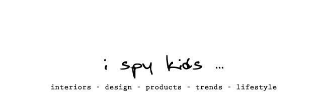 i spy kids...