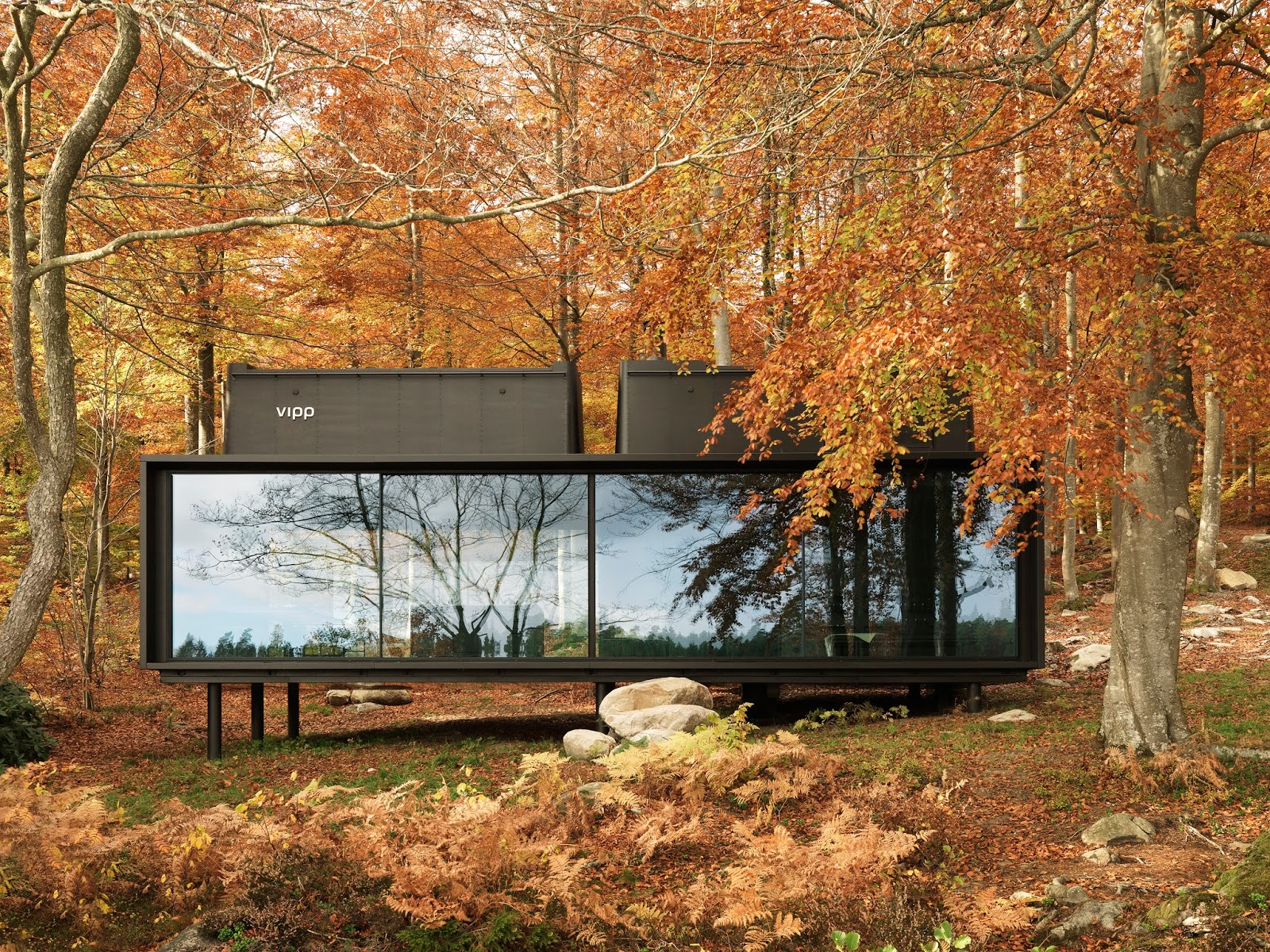 Haus Am See Shelter Vipp