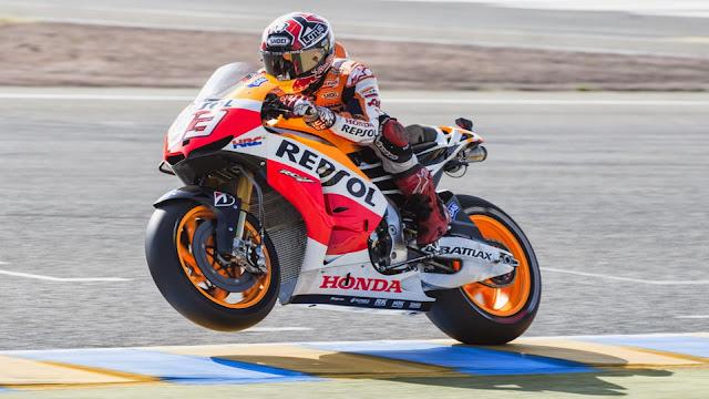 Foto Marc Marquez MotoGP 08