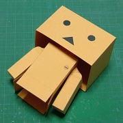 Cara Membuat Boneka Lucu Danbo 13