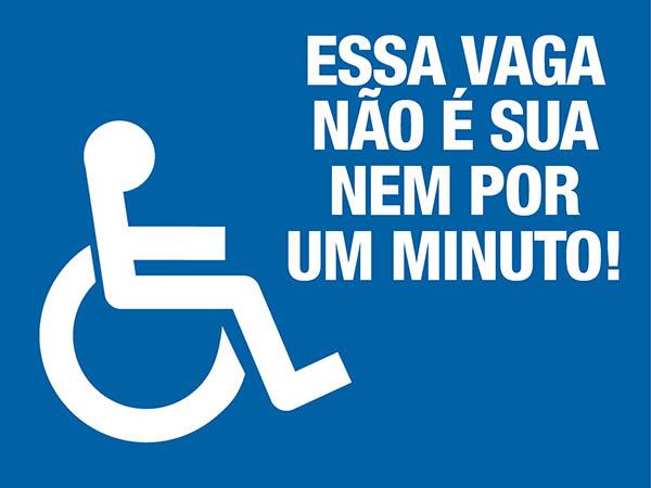 Campanha da STTP conscientiza motoristas sem cadastro a não ocupar vagas preferenciais