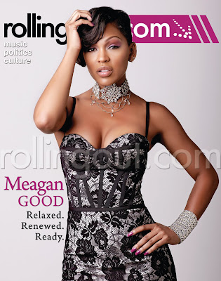 Meagan Good The Return of Happiness