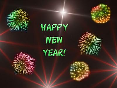 Happy New Year Desktop Wallpaper