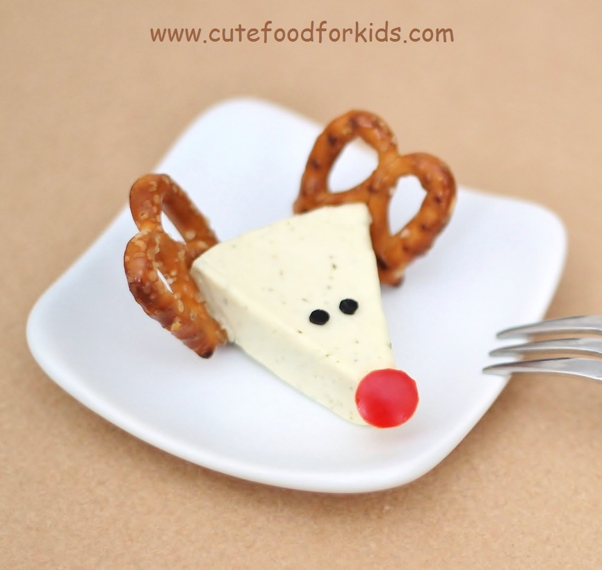 Cute food for kids 37 edible reindeer crafts forumfinder Choice Image