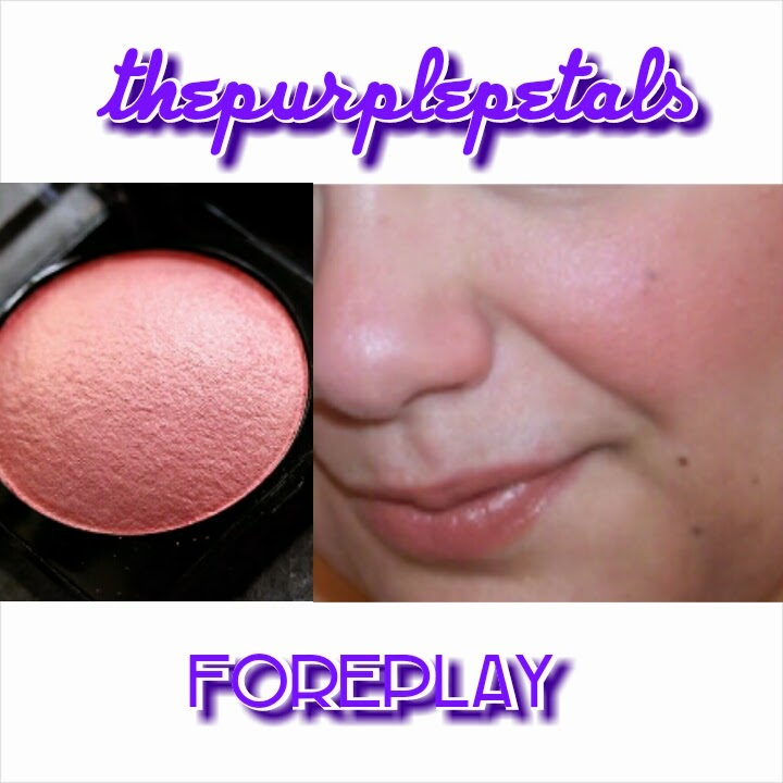 Nyx Baked Blush Ignite Nyx Baked Blush Color:foreplay
