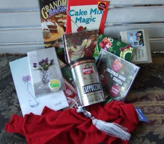 goodie gift basket