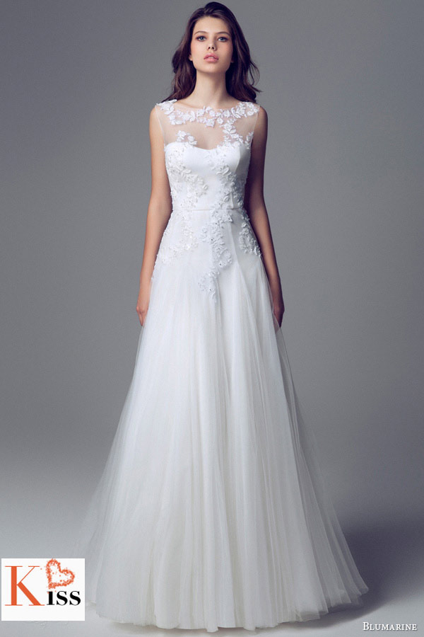 2014 Wedding Dresses Collection From Blumarine