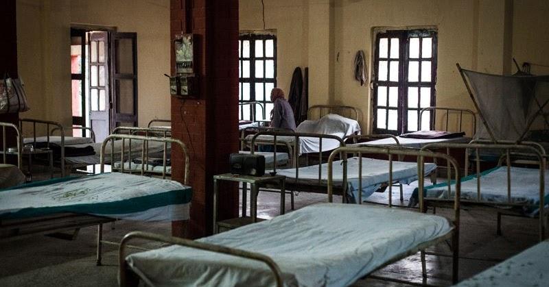 Parao Leprosy Hospital. A photo essay by Darragh Mason Field