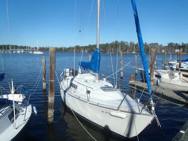buying a 30' sailboat