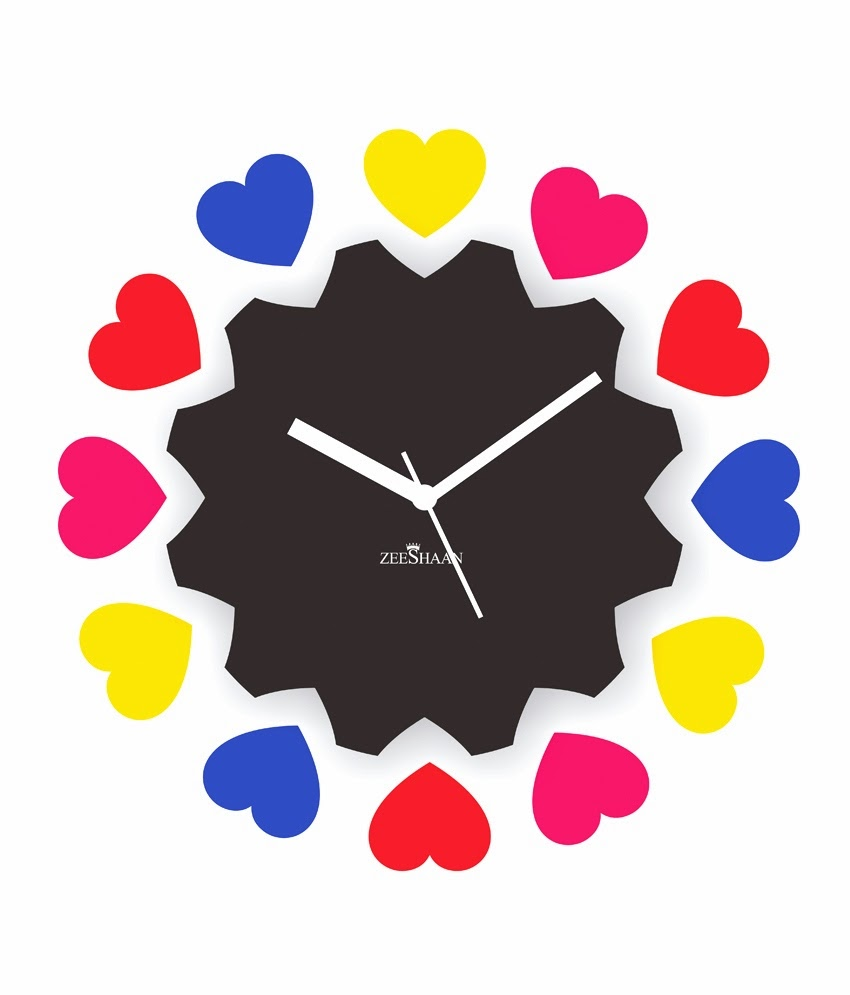 Different Types Designer Wall Clocks Noida For Wall Decor Zeeshaan