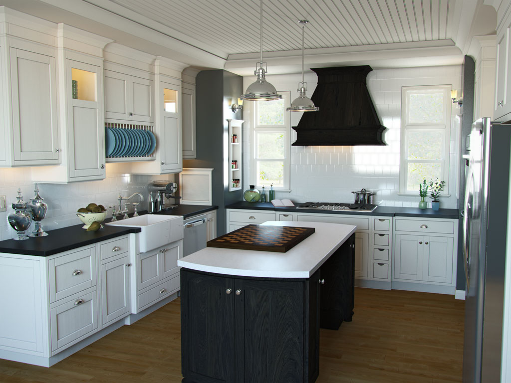 Made in heaven kitchen of the week for English style kitchen cabinets