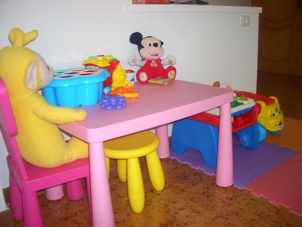 Stanza Dei Giochi Bambini : Apprendista mamma: langolo dei giochi da uno a tre anni