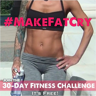 The Betty Rocker 30-Day Bodyweight Shred Challenge Review | Eat Hard Work Hard