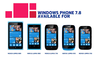 Nokia começou a actualizar Windows Phone 7.8 nos Lumia