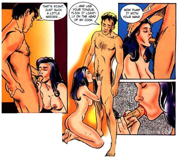комикс секс мамой