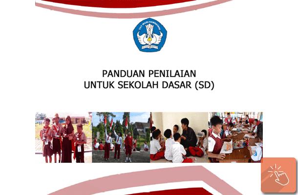 Panduan Penilaian Kurikukulum 2013 SD Permendikbud No 53 Tahun 2015