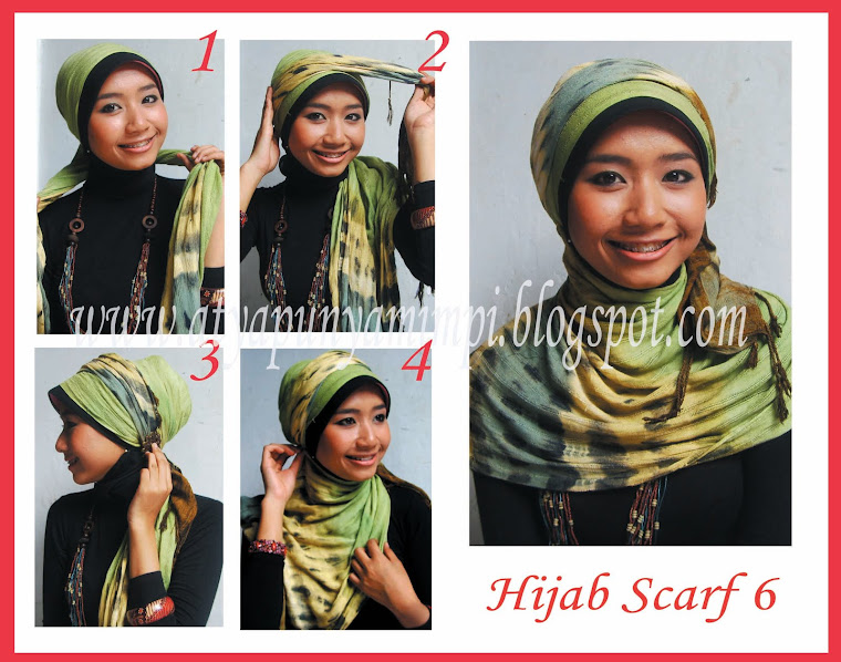 Hijab Scarf 6