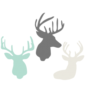 http://www.misskatecuttables.com/products/freebie-of-the-day/freebie-of-the-day-deer-head-set.php