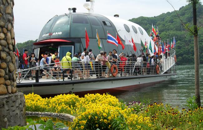 Nami Island Korea 3