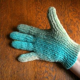 4-ply Sideways Gloves
