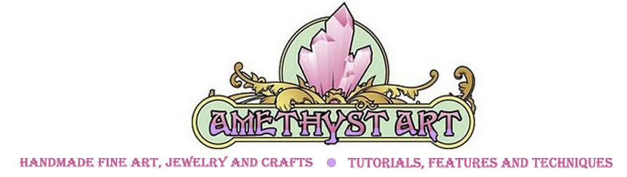 Amethyst Art