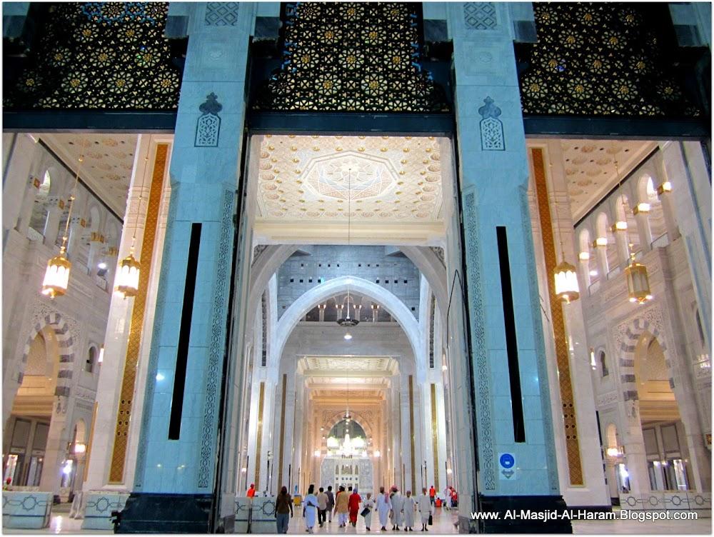 متابة توسعة الحرمين منذ 2013 الى 2015  New+Expansion+Masjid+al+Haram+(11)