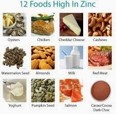 food that contains iron