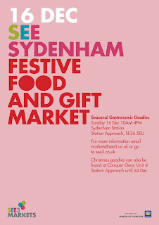 SEE3 Sydenham Festive Food and Gift Market