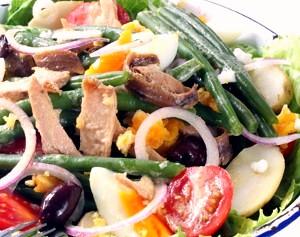 Salade Déjeuner