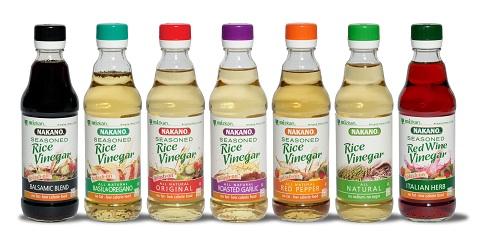 Nakano vinegars