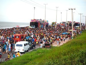 Parada do Orgulho LGBT irá acontecer na Avenida Litorânea, em São Luís (Foto: Flora Dolores)