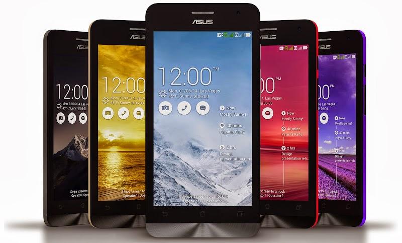 Harga Asus Zenfone 5 terbaru, Smartphone Handal Harga Terjangkau
