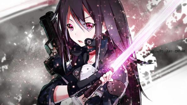 kirito laser sword pistol sword art online 2 gun gale online anime 2014