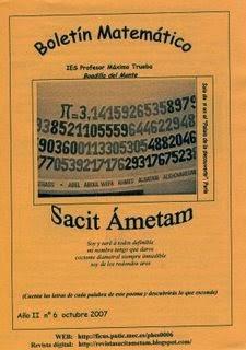 Boletín Sacit Ámetam nº 6