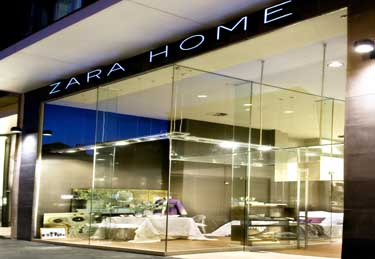 zara home store opening first north american location at toronto 39 s yorkdale shopping centre. Black Bedroom Furniture Sets. Home Design Ideas