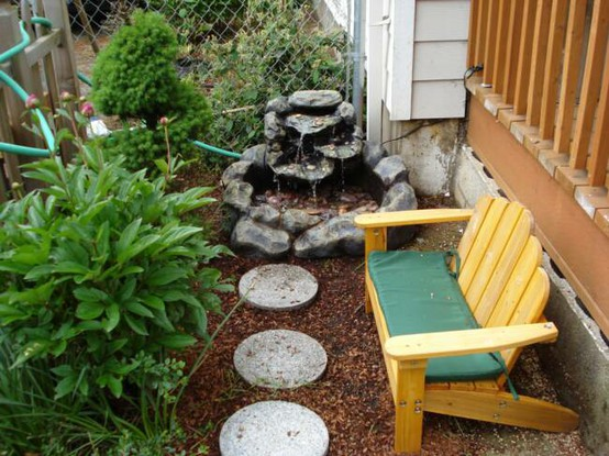 Creating Outdoor Spaces let the children play: creating quiet spaces outdoors at preschool