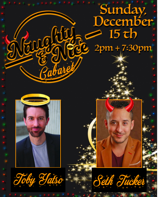 Davisson Entertainment presents Naughty & Nice Cabaret