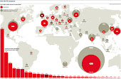 Nuclear power around the world – do we want more of these when radiation fears grow ?