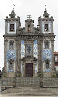 Igreja de Santo Ildefonso por Joao Pires photo foto Porto Portugal Europe
