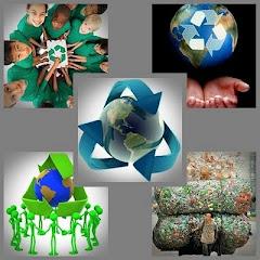 Nós Apoiamos o Movimento de Reciclagem Mundial