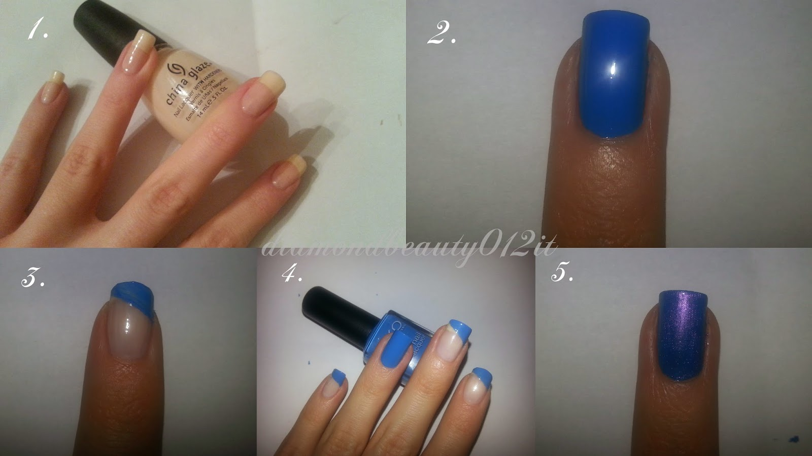 tutorial nail art carnevale step by step.