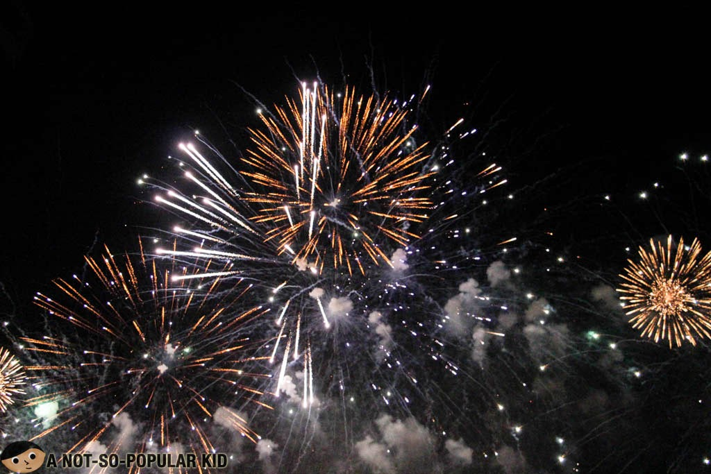 6th Pyromusical Competition in SM by the Bay - Japan