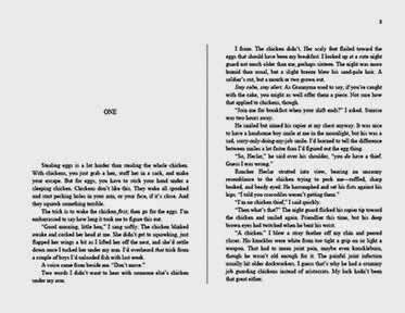How To Create Your Own Galley Proof With Word