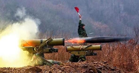 MetisM Anti Tank Guided Missile of Bangladesh