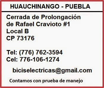 HUAUCHNANGO PUEBLA