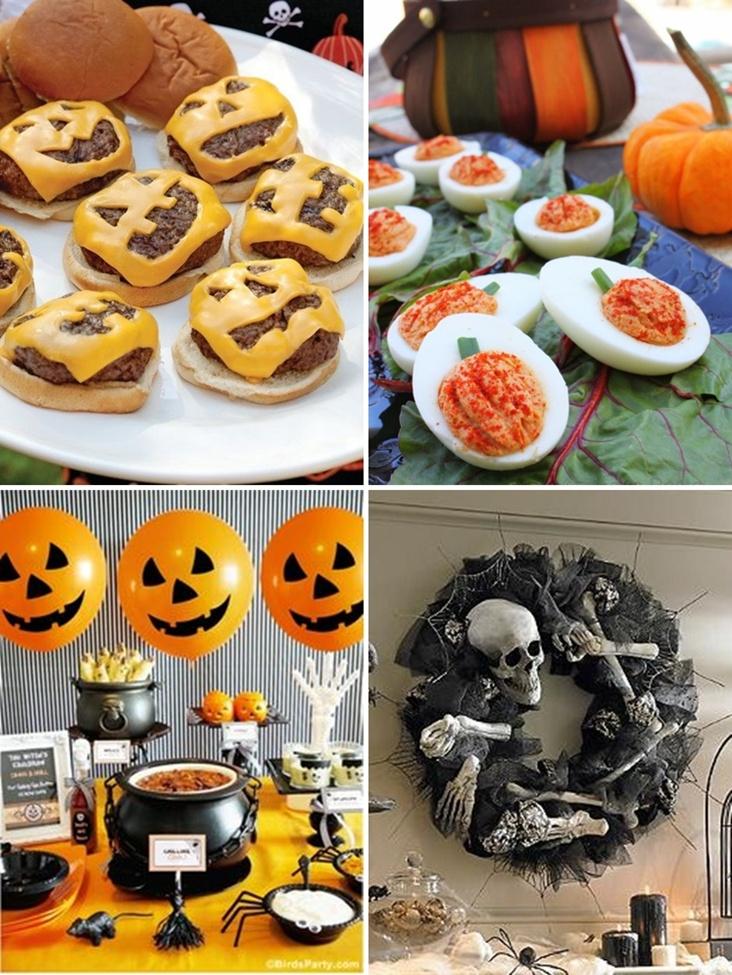 Shibar ita ideas para halloween for Ideas decoracion halloween