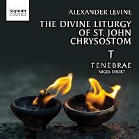 Alexander Levine's Divine Liturgy of St. John Chrysostom SIGCD316